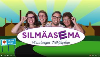 Wasaborgin näkökeskus videoblogi #1