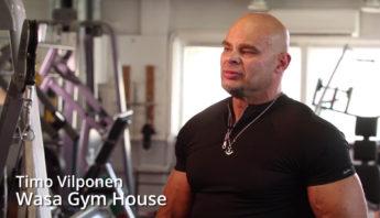 Yritysesittely, Wasa Gym House