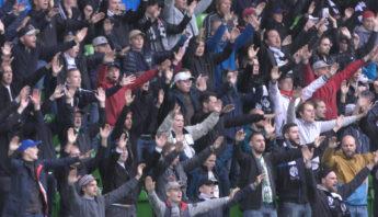 Urheilu, Ensimmäisen Elisa Stadion ottelun yleisötunnelmia