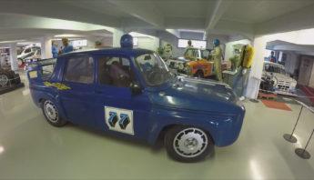 Auto- ja moottorimuseo