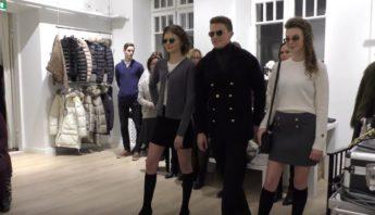 Yritysesittely, Karisma Fashion Show & Cocktail