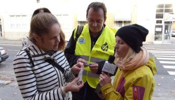 Nadja&Priska testaa, Geokätköily