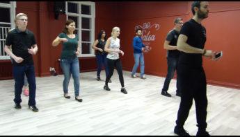 Nadja ja Priska testaa, Salsa