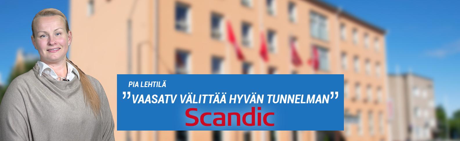 Scandic Vaasa