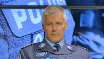 Sarin vieraana, Poliisipäällikkö Risto Lammi