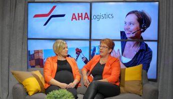 Yritys esittäytyy: AHA Logistics Ltd