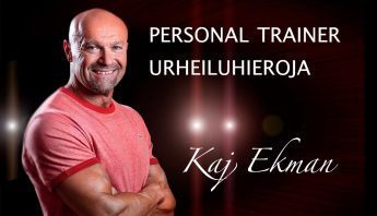 Yritysesittely, Personal Trainer Kaj Ekman