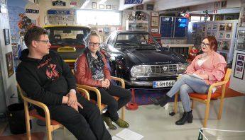 Sarin Vieraana, Automuseo